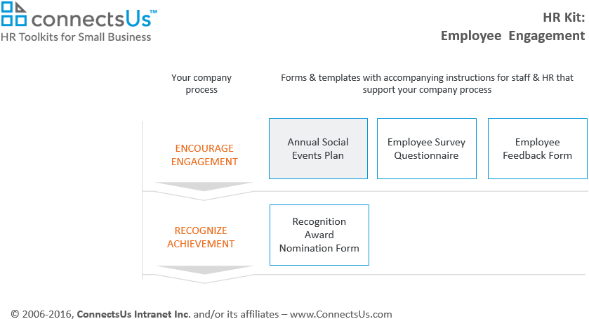 social-events-plan-template