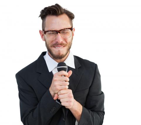 interviews where candidates make a presentation